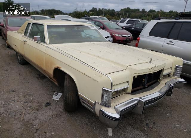 1976 LINCOLN ALL OTHER #1777033914