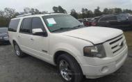 2008 FORD EXPEDITION EL LIMITED #1777487997