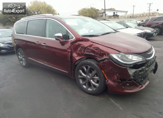 2019 CHRYSLER PACIFICA LIMITED #1777494427