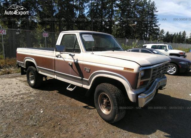 1985 FORD F250 #1777495227