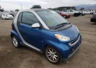 2008 SMART FORTWO PUR #1779219381
